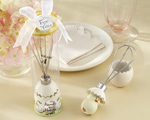 """About to Hatch"" Stainless-Steel Egg Whisk in Showcase Gift Box"