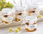 """Sweet as Can Bee"" Personalized Clover Honey (Set of 12)"